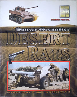 Desert Rats boxcover