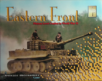Eastern Front boxcover