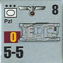 Panzer Grenadier Headquarters Library Unit: Germany Heer PzI for Panzer Grenadier game series