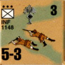 Panzer Grenadier Headquarters Library Unit: Germany Heer INF for Panzer Grenadier game series